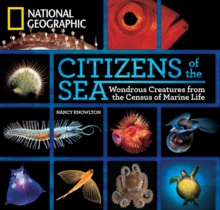 Citizens of the Sea : Wondrous Creatures from the Census of Marine Life, Hardback Book
