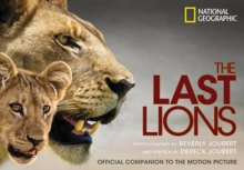 The Last Lions, Paperback / softback Book