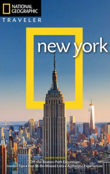 National Geographic Traveler: New York, 4th Edition, Paperback Book