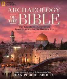 Archaeology of the Bible, Hardback Book