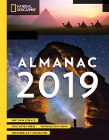 National Geographic Almanac 2019 UK Edition, Paperback / softback Book