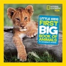 Little Kids First Big Book of Animals, Hardback Book
