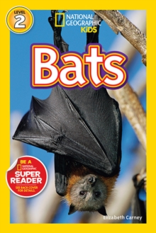 National Geographic Kids Readers: Bats, Paperback / softback Book