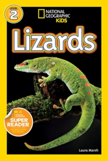 National Geographic Kids Readers: Lizards, Paperback / softback Book
