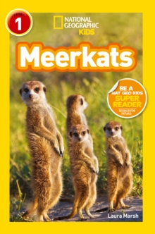 National Geographic Kids Readers: Meerkats, Paperback / softback Book