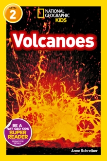 National Geographic Kids Readers: Volcanoes, Paperback Book