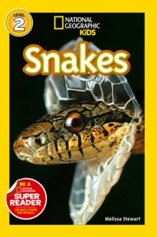 National Geographic Kids Readers: Snakes, Paperback / softback Book