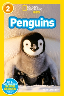 National Geographic Kids Readers: Penguins, Paperback Book