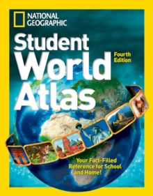 National Geographic Student World Atlas Fourth Edition, Paperback / softback Book