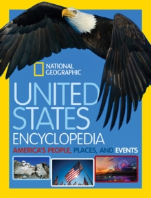 United States Encyclopedia : America's People, Places, and Events, Hardback Book