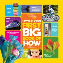 Little Kids First Big Book of How, Hardback Book