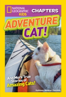National Geographic Kids Chapters: Adventure Cat!, Paperback / softback Book