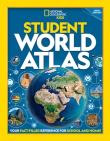 National Geographic Student World Atlas, Paperback / softback Book
