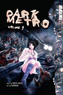 Dark Metro Volume 1 Manga, Paperback / softback Book