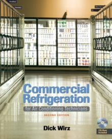 Commercial Refrigeration : For Air Conditioning Technicians, Mixed media product Book