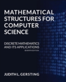 Mathematical Structures for Computer Science, Hardback Book