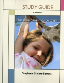 Study Guide for the Development of Children, Paperback / softback Book