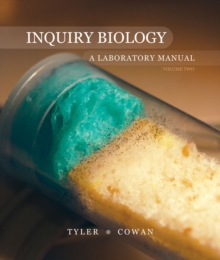 Instructor's Manual for Inquiry Biology, Volume 1 : A Laboratory Manual, Volume 1, Paperback / softback Book
