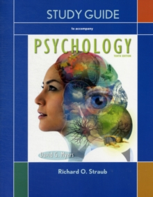 Study Guide for Myers Psychology, Paperback / softback Book