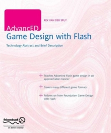 AdvancED Game Design with Flash, Paperback Book