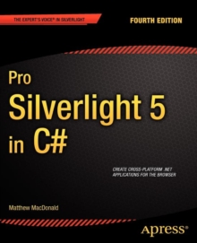 Pro Silverlight 5 in C#, Paperback / softback Book