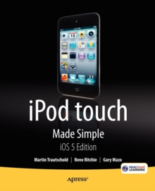 iPod touch Made Simple, iOS 5 Edition, Paperback Book