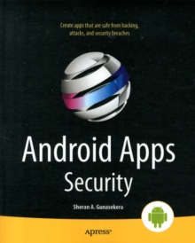 Android Apps Security, Paperback / softback Book