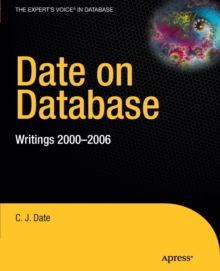Date on Database : Writings 2000-2006, Paperback / softback Book