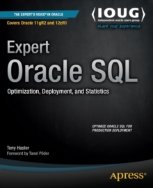 Expert Oracle SQL : Optimization, Deployment, and Statistics, Paperback / softback Book