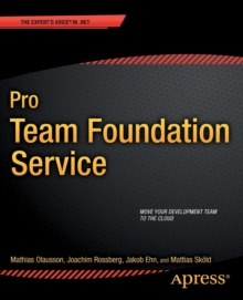 Pro Team Foundation Service, Paperback / softback Book