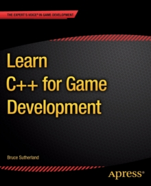 Learn C++ for Game Development, Paperback / softback Book