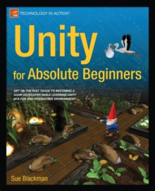 Unity for Absolute Beginners, Paperback / softback Book