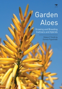 Garden aloes, Paperback / softback Book