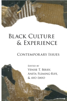 Black Culture and Experience : Contemporary Issues, Paperback / softback Book