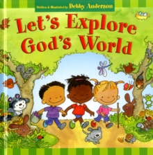 Let's Explore God's World, Hardback Book