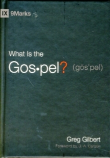 What Is the Gospel?, Hardback Book
