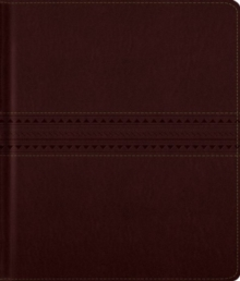 ESV Journaling Bible, Leather / fine binding Book
