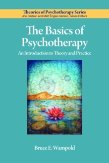 The Basics of Psychotherapy : An Introduction to Theory and Practice, Paperback / softback Book