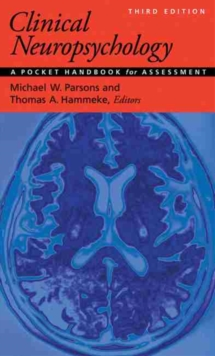 Clinical Neuropsychology : A Pocket Handbook for Assessment, Paperback / softback Book