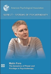 The Dynamics of Power and Privilege in Psychotherapy, DVD video Book