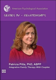 Integrative Family Therapy With Couples, DVD video Book