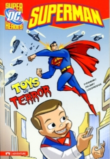 Toys of Terror, Paperback / softback Book