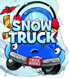Snow Truck, Board book Book