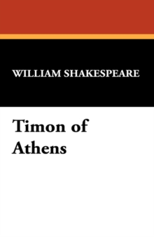 Timon of Athens, Paperback / softback Book