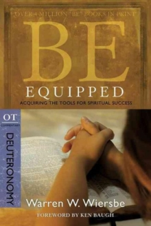 Be Equipped, Paperback / softback Book