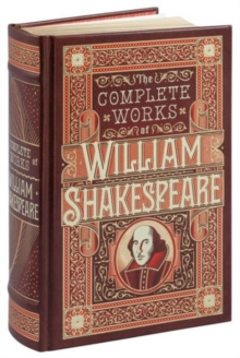 Complete Works of William Shakespeare (Barnes & Noble Collectible Classics: Omnibus Edition), Hardback Book