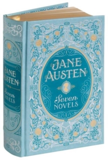 Jane Austen (Barnes & Noble Omnibus Leatherbound Classics) : Seven Novels, Hardback Book