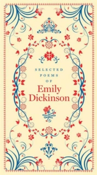 Selected Poems of Emily Dickinson (Barnes & Noble Pocket Size Leatherbound Classics), Hardback Book