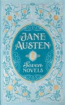 Jane Austen (Barnes & Noble Collectible Classics: Omnibus Edition) : Seven Novels, Hardback Book