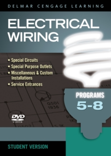 Electrical Wiring Student DVD (5-8), Digital Book